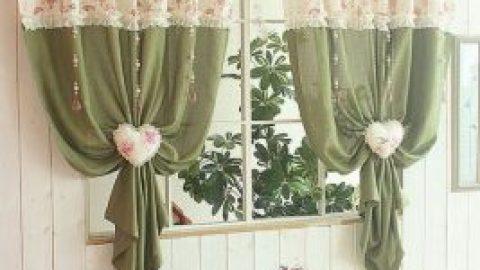 Дизайн штор для кухни: советы дизайнеров
