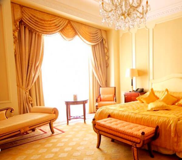 Пошив штор для гостиниц и отелей