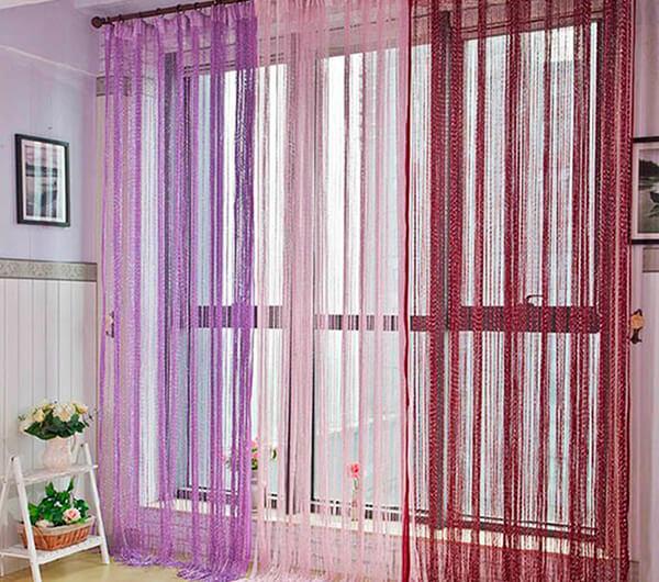 Пошив ленточных штор