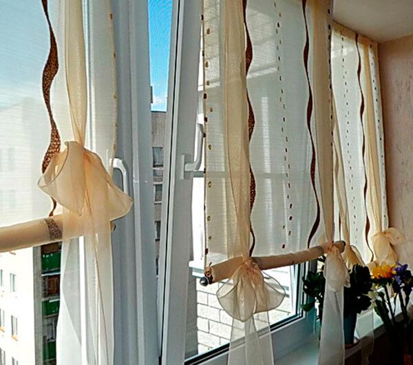 Пошив вьетнамских штор