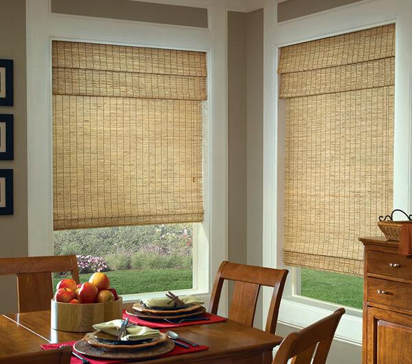 Пошив бамбуковых штор
