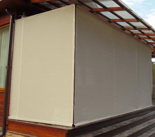 Пошив штор из батилина