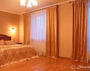 Комплект для спальни - шторы, покрывало, подушки (фото 3). Адрес: Поклонная, 6