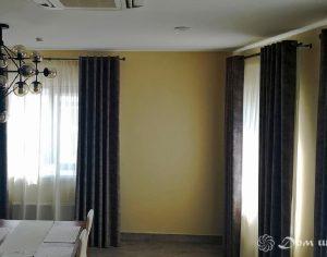 Классические плотные шторы (фото 2). Адрес: Вернадского проспект, 19