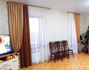 Классический дизайн штор (фото 4). Адрес: Дорогобужский 2-й переулок, 6