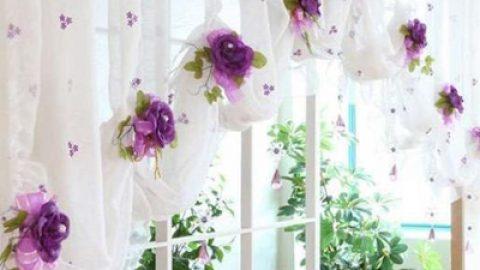 Как пошить шторы с вуалью, советы проффесионалов