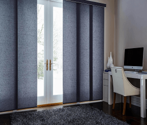 Про японские шторы-панели