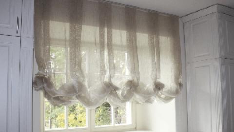 Про австрийские шторы